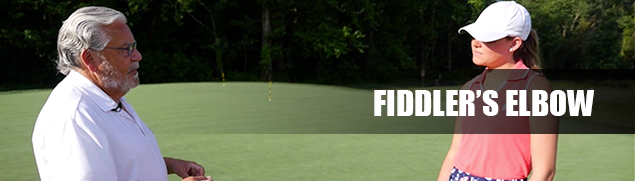 Dr. Nick Molinaro at The Golf Academy at Fiddler's Elbow